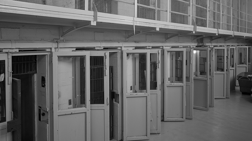 Interior - Kingston Pen.