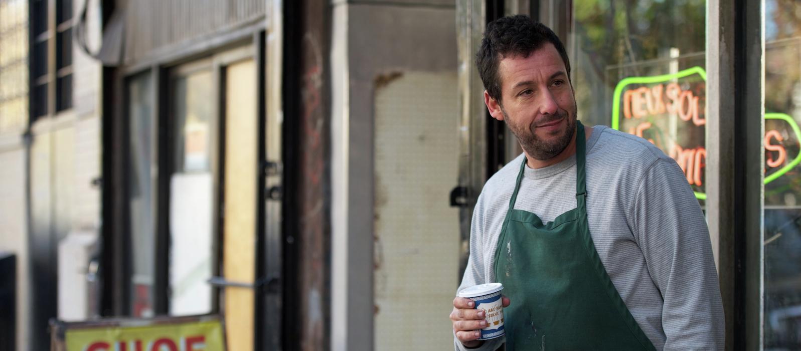 Adam Sandler stars in The Cobbler (TIFF)