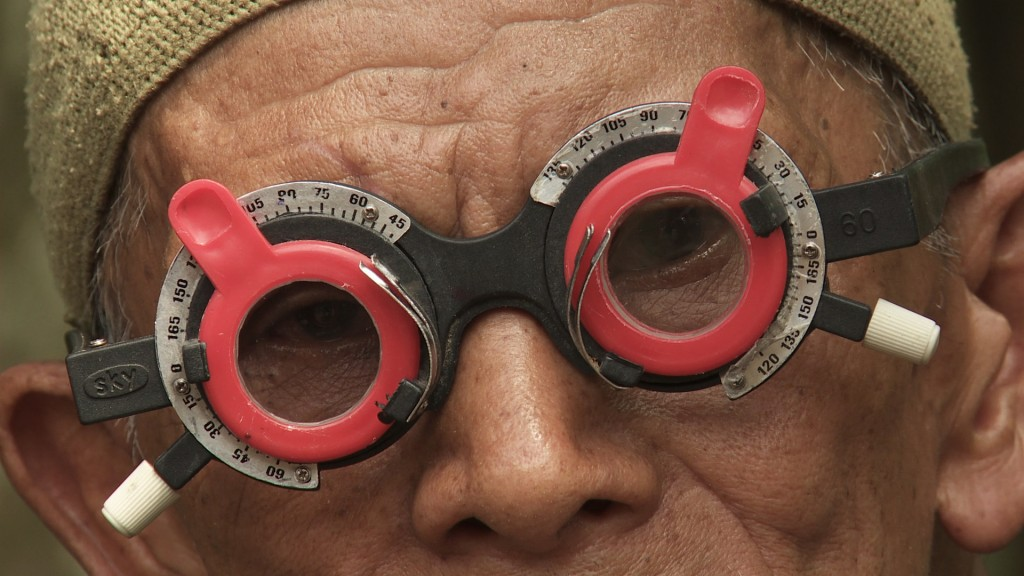 A scene from 'The Look of Silence'