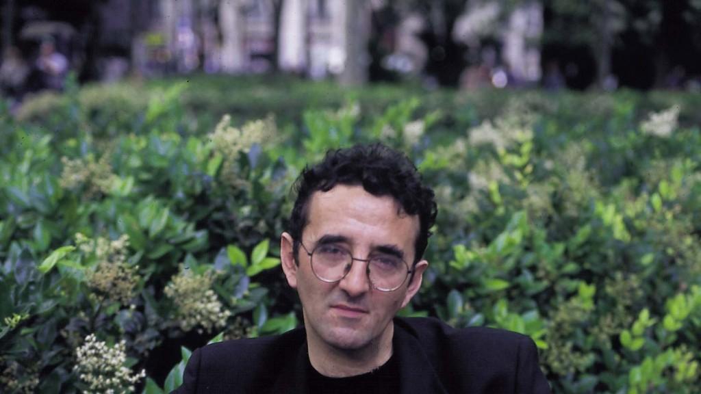 Roberto Bolano. (Luzphoto/Getty Images)