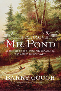 The Elusive Mr. Pond by Barry Gough