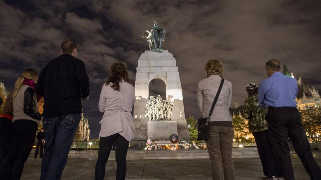 Ottawa Shootings 20141023