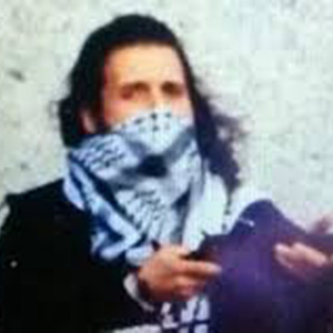 A photo widely identified as alleged shooter Michael Zehaf-Bibeau.