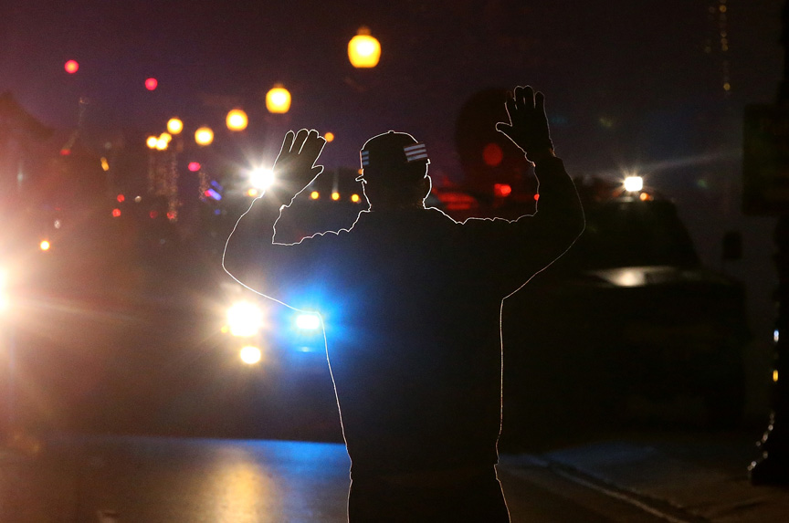 Ferguson marks the one-year anniversary of Michael Brown's death