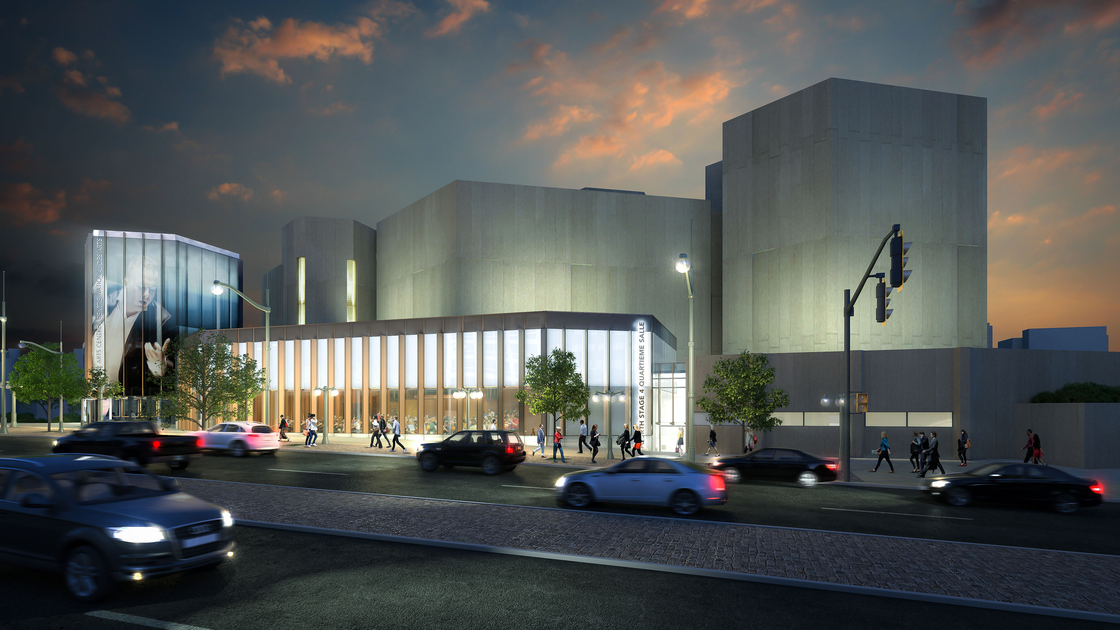 Ottawas National Arts Centre set for a facelift - Macleans.ca