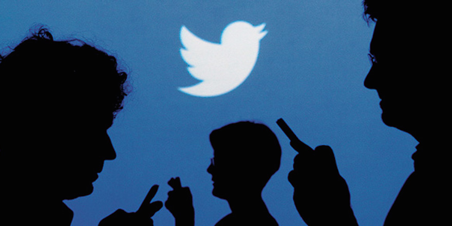 Pass it on: 'A tweet can resound around the world'