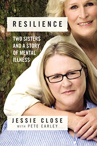 Cover of Resilience by Jessie Close. No credit.