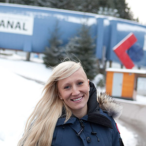 The Interview: Kaillie Humphries ... Stampede parade marshal