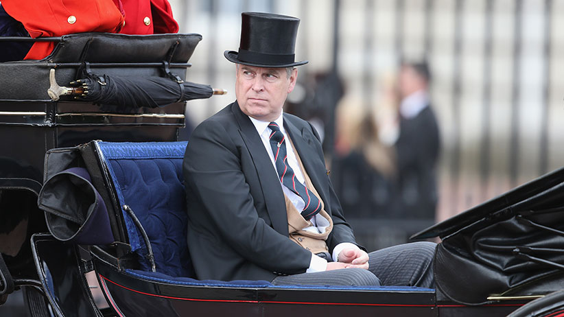 Prince Andrew in London, June 2013. (Chris Jackson, Getty)