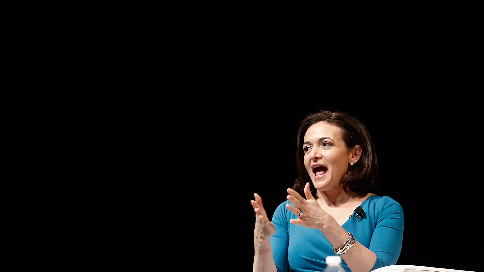 Facebook Inc. Chief Operating Officer Sheryl Sandberg Joins Key Speakers At Cannes Lions International Festival Of Creativity