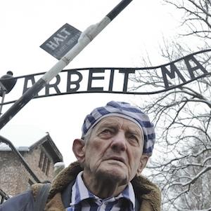 Survivors mark 70th anniversary of liberation of Auschwitz