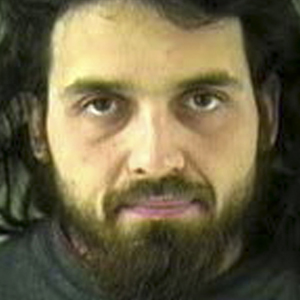 Michael Zehaf-Bibeau is seen in an undated picture from the Vancouver Police Department released by the Royal Canadian Mounted Police