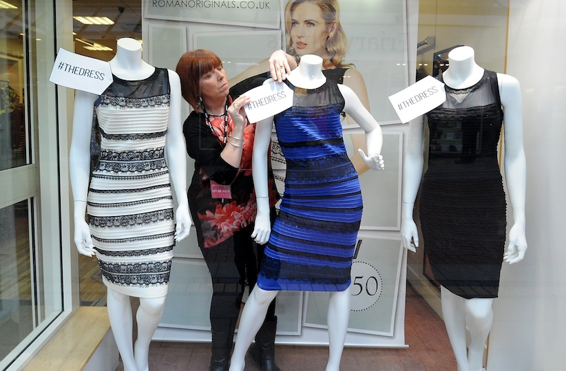 Salvation Army uses #TheDress as a force for change