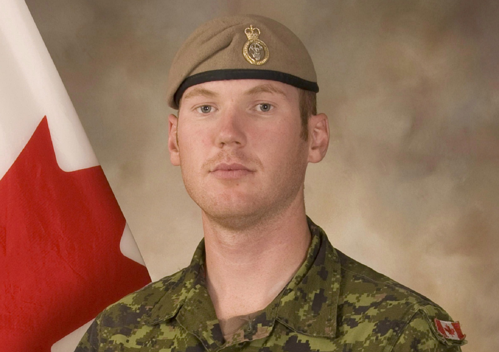 Sgt. Andrew Doiron, killed by friendly fire in Iraq, back in Canada