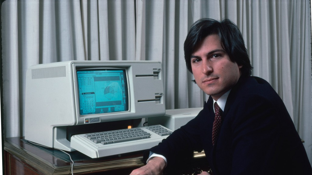 Steve Jobs, circa 1983. (Ted Thai/The LIFE Picture Collection/Getty Images)