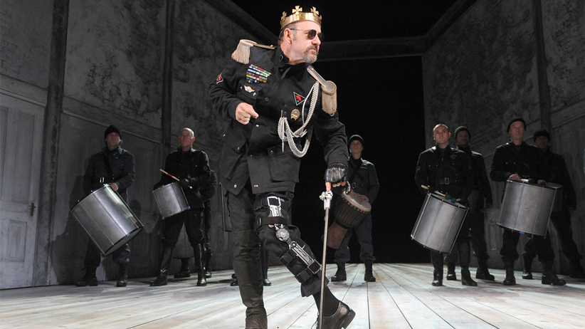 Kevin Spacey as Richard III 'Richard III' play at the Old Vic Theatre, London, Britain - 28 Jun 2011 Alastair Muir/Rex Features/CP