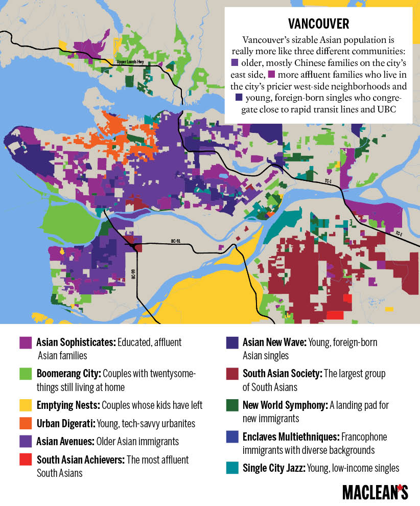 Vancouver Living: Mapped: 10 Years Of Unprecedented Change In Canada's Cities