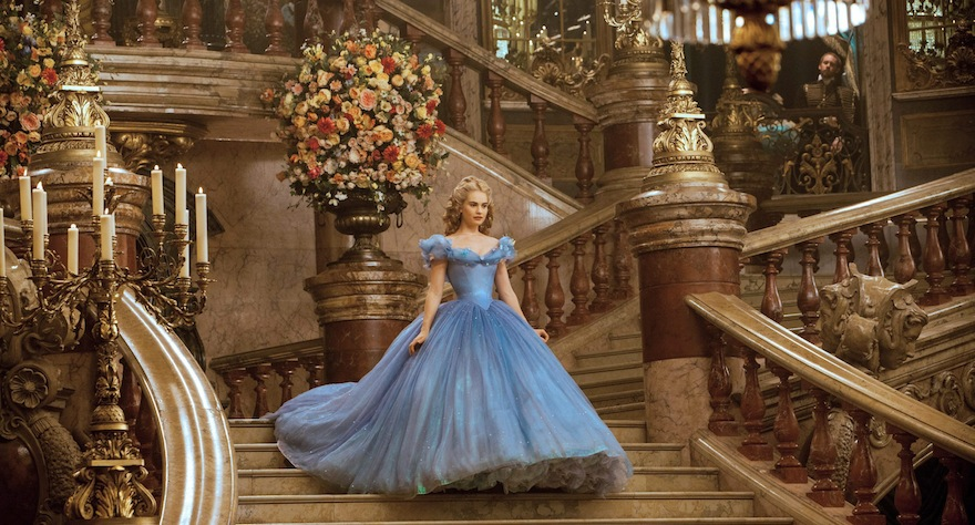 What's the point of the new Cinderella movie?