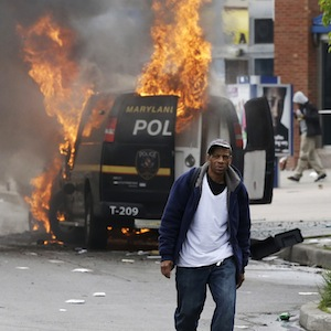 A timeline of the Freddie Gray riots in Baltimore