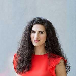 Laila Biali (Photograph by Emma McIntyre)