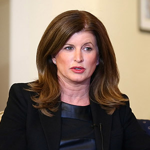 Rona Ambrose. (Photograph by Blair Gable)