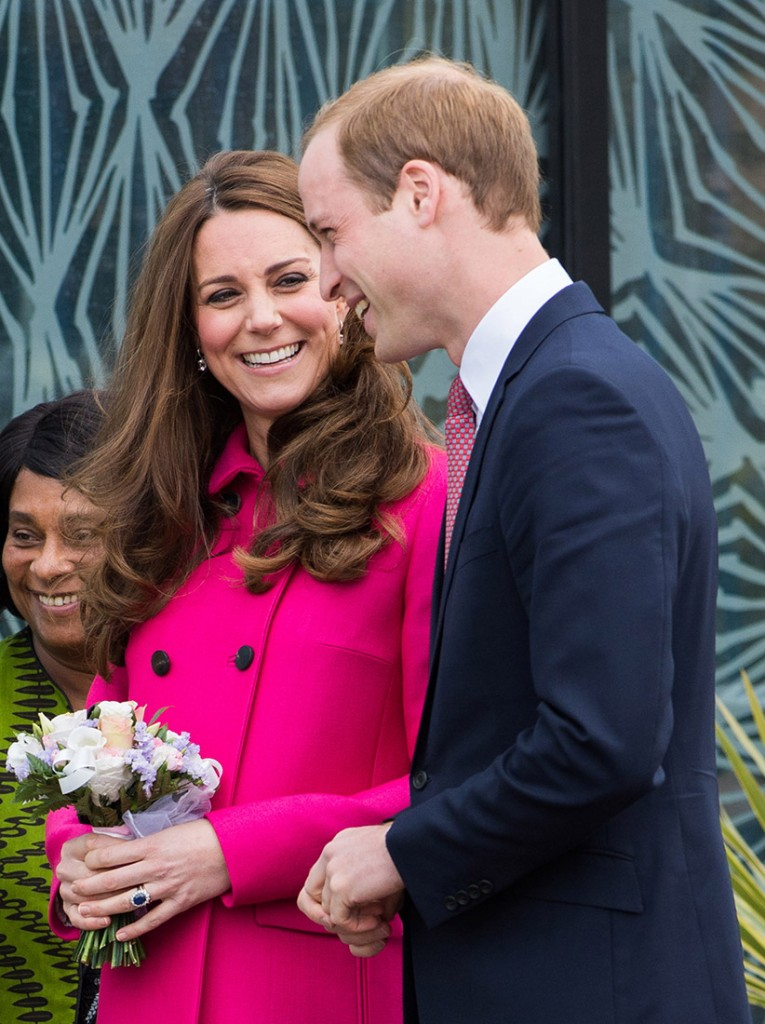 The Duke And Duchess Of Cambridge Support Development Opportunities For Young People In South London
