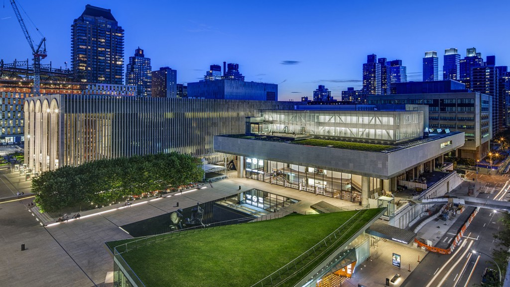 Lincoln Center Theater, LCT3, Location: New York NY, Architect: H3 Hardy Collaboration Architecture (Francis Dzikowski/Esto/H3 Hardy Collaboration Architecture)
