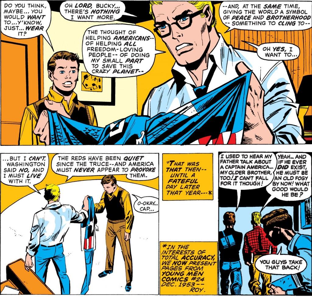 Captain America 155-013