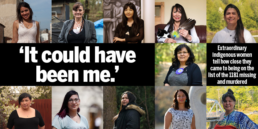 Wake up  The threat to our Indigenous women is Canada's