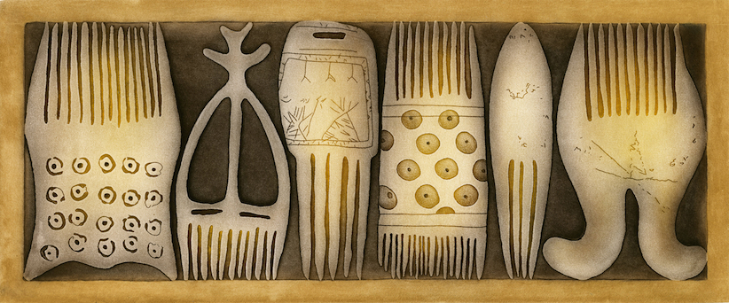 Ivory Combs