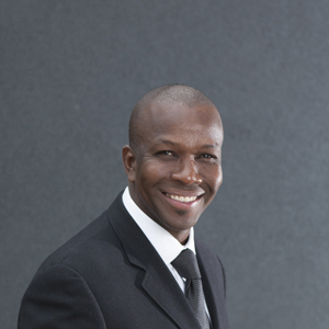 Portrait of Donovan Bailey. Brian Reilly/Bailey Headquarters