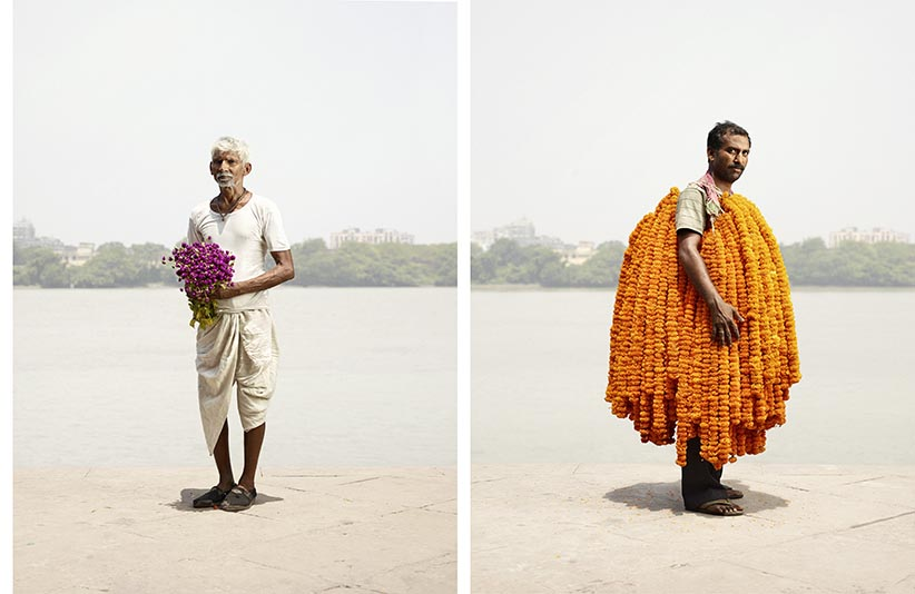 Petal pushers: The flower sellers of India