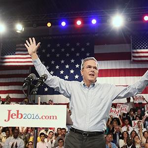 Jeb Bush endorses Ted Cruz, slams Trump's 'vulgarity'