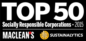 TOP 50 SOCIALLY RESPONSIBLE CORPORATIONS 2015_white_web
