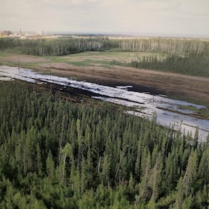 Ottawa reduces proposed emergency fund for pipeline spills