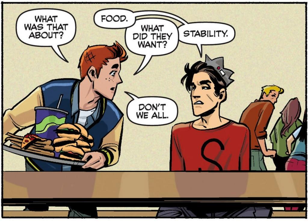 Archie (2015-) 001-007