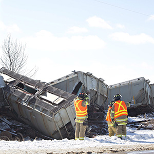 Are train companies railroading Canadian communities?