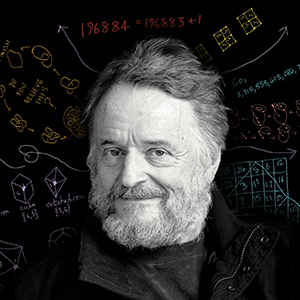 Cover of Genius at Play: The Curious Mind of John Horton Conway by Siobhan Roberts. No Credit.