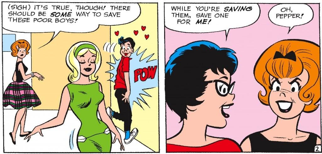 World of Archie Comics Digest 044-048