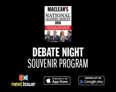 Maclean's Magazine on Next Issue