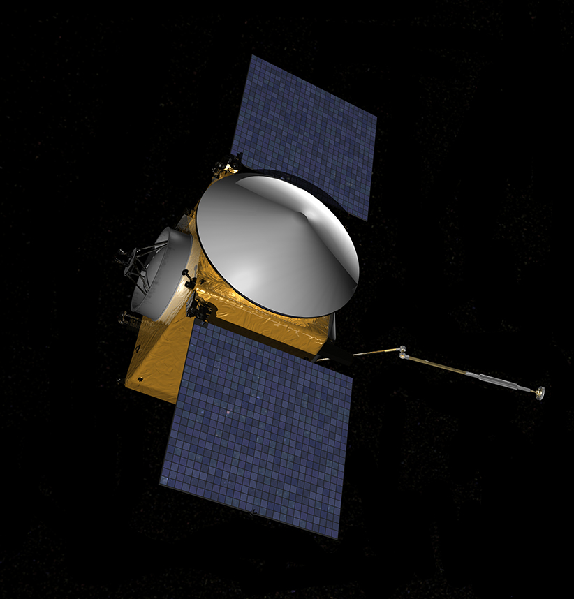 OSIRIS REX. NASA