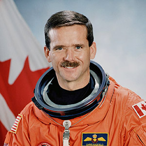 CHRIS HADFIELD.  NASA/CSA