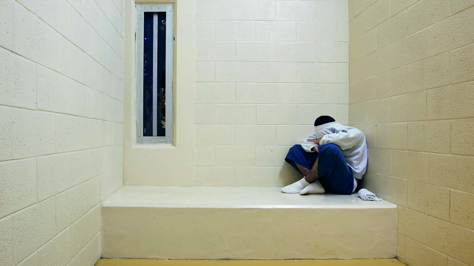 Why do we still put young people in solitary confinement?