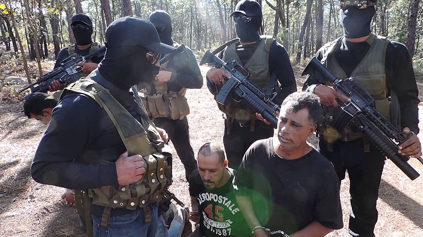 mexico s new breed of drug cartel killers