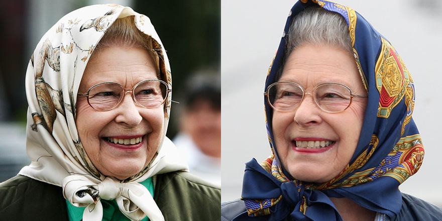 queen scarf