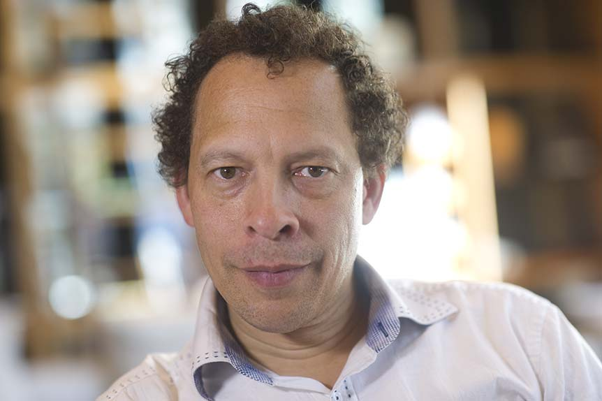 TORONTO, ON - OCTOBER 2: Interview with author Lawrence Hill about his upcoming Massey Lectures on Blood, The Stuff of Life, based on his book Blood: The Stuff of Life. (Keith Beaty/Toronto Star/Getty Images)
