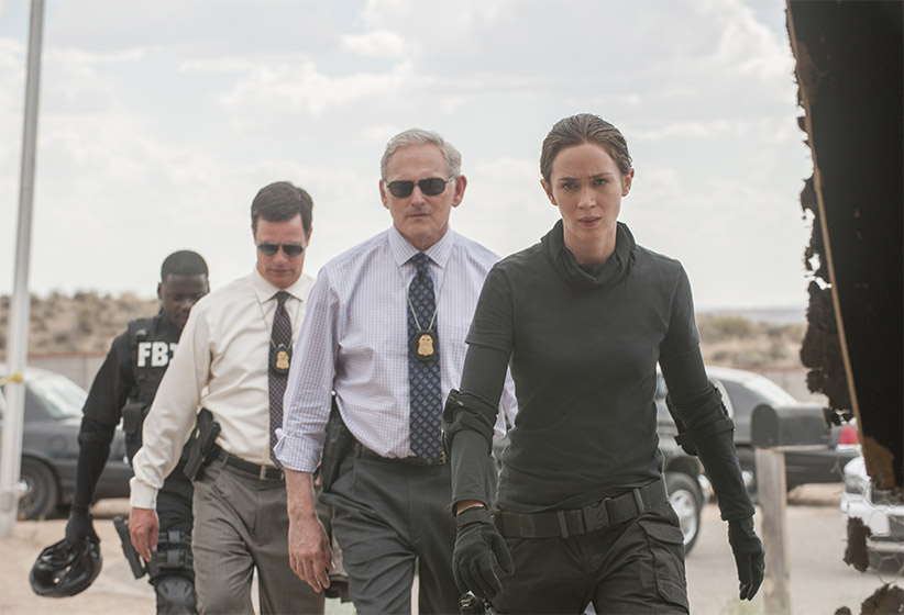 A production still from the movie Sicario (Richard Foreman, Jr. SMPSP)