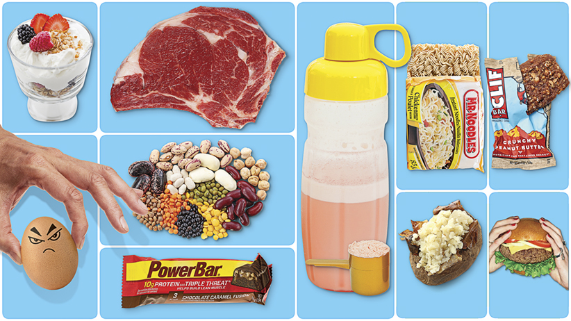 The dangers of our protein diet obsession