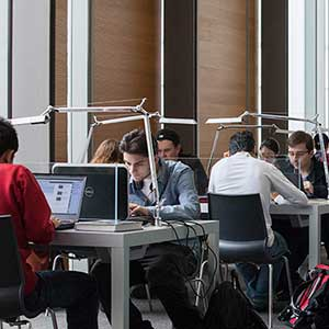 Oct. 4/2012 - York University, Toronto, Ontario.  Schulich school of Business. (Photograph by Jessica Darmanin)