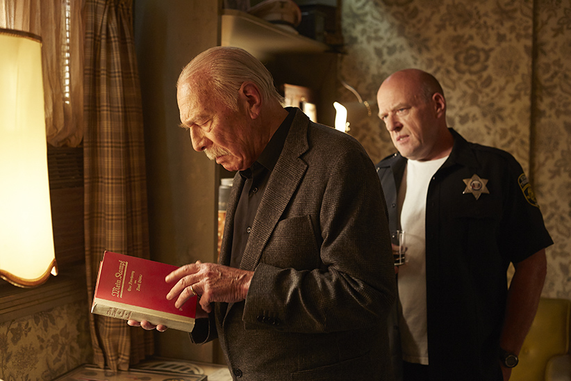 "Still from Christopher Plummer's new film ""Remember"". (Sophie Giraud/Remember Productions Inc)"